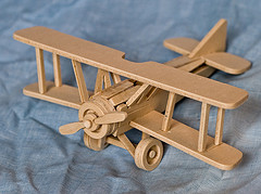 Making Wooden Toys Airplanes