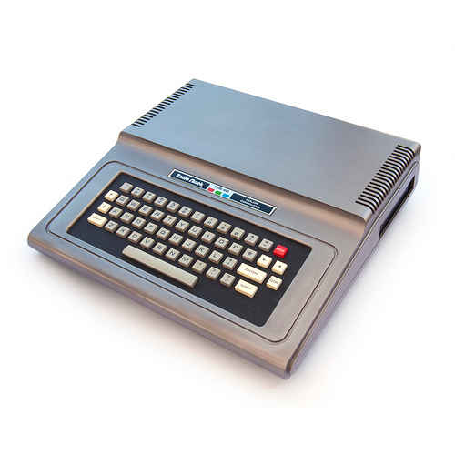 TRS-80 Color Computer by Easterbilby