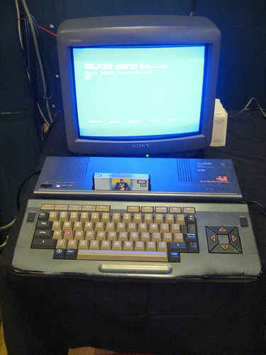 Philips MSX by liftarn