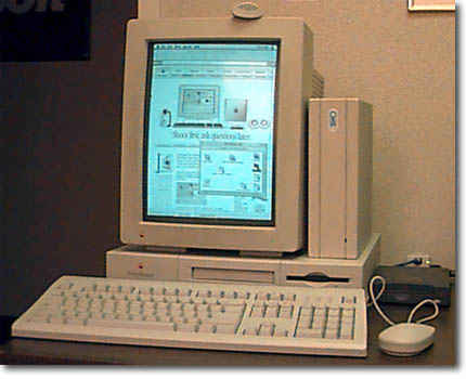 Power Mac 6100 by blakespot