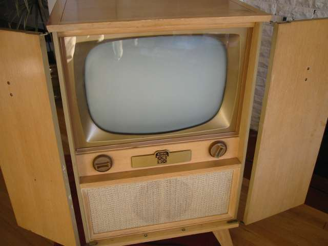 DuMont TV Set