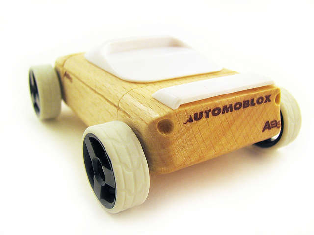 Build a Wood Car Toy: Wooden Car Plans | Retro Toys